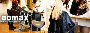 Frizerski salon Bomax