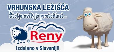 Kvalitetna ležišča slovenske izdelave